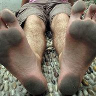 Happy to Go Barefoot