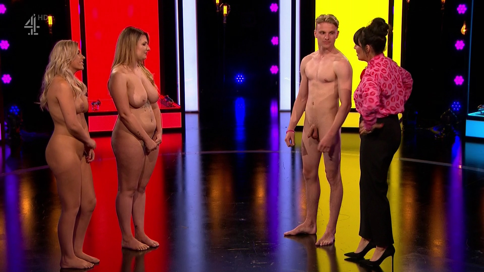 Naked Attraction Folge 1